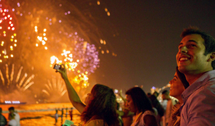 Event Organisers - fireworks